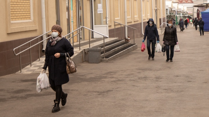 Коронавирус в Ростове: итоги дня, 27 апреля