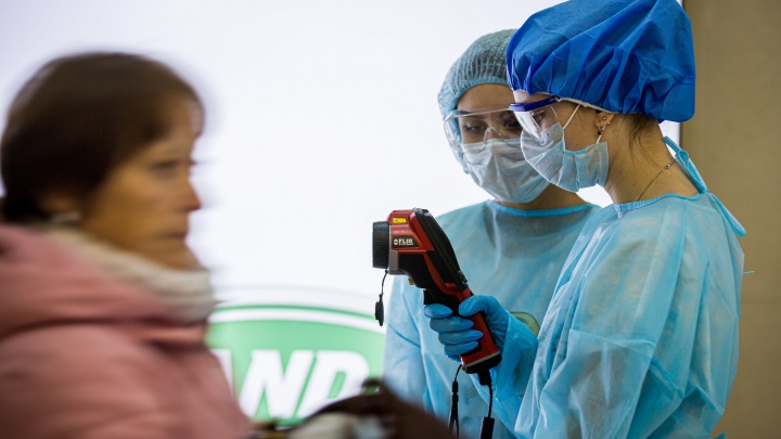 В оперштабе по коронавирусу в Кузбассе рассказали о территориях, где выявили 19 новых случаев