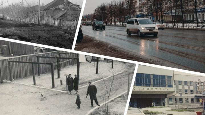 Как Тюмень в грязи жила: забавные эпизоды из истории распутицы в нашем городе