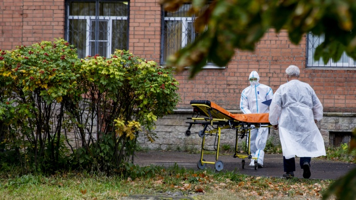 Зараза набирает обороты: в Ярославской области выросло число заболевших COVID-19