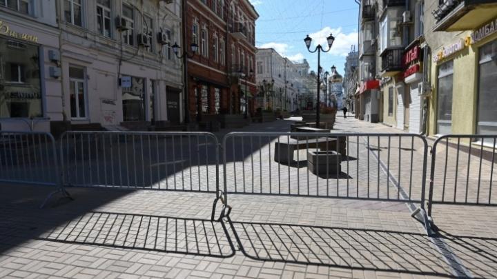 Хроники коронавируса: в Ростовской области не будут смягчать режим самоизоляции