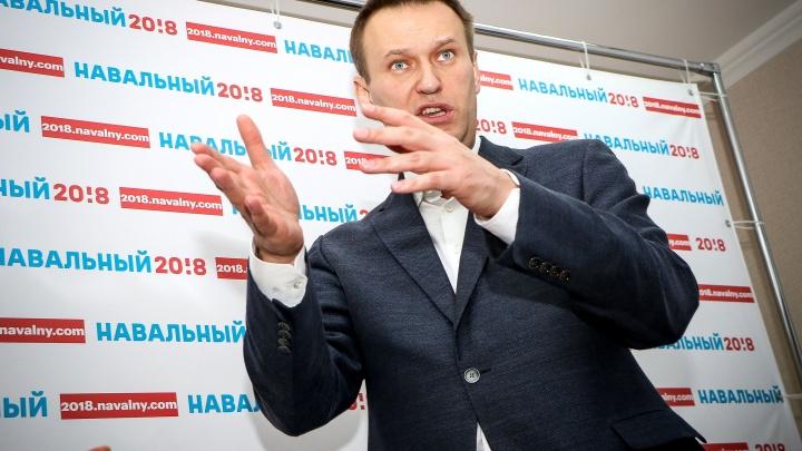 «Это чудовищное преступление». Навальный прокомментировал смерть Ирины Славиной телеканалу «Дождь»