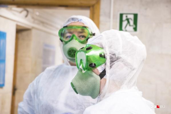 Практически каждый третий из числа заболевших коронавирусом в регионе — из Челябинска