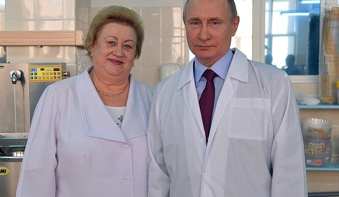 Директор «Булочно-кондитерского комбината» стала почетным гражданином Самары