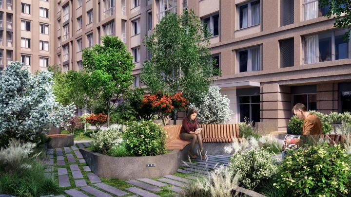 Зеленый оазис в центре города: куда переехать в Екатеринбурге, чтобы жить посреди парка