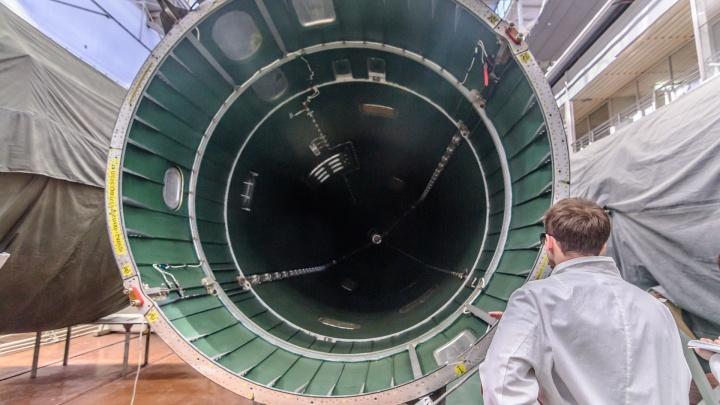 РКЦ «Прогресс» разработает ракету для полетов на Луну