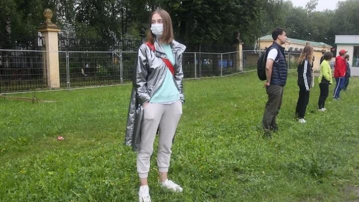 Участников «живой» цепи у «Швейцарии» пригласили в полицию