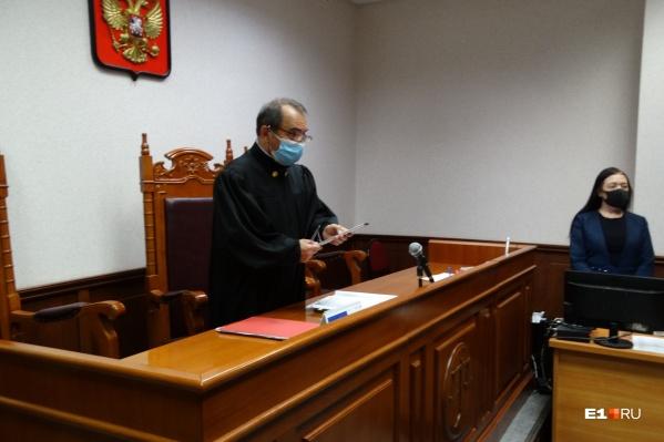 Свердловский областной суд рассмотрел жалобу водителя, сбившего насмерть девочку в Волчанске