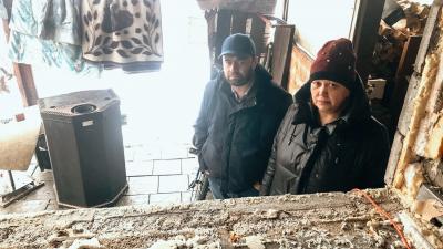 В Новосибирске семья лишилась дома после ссоры с соседом. Суд постановил снести жилье