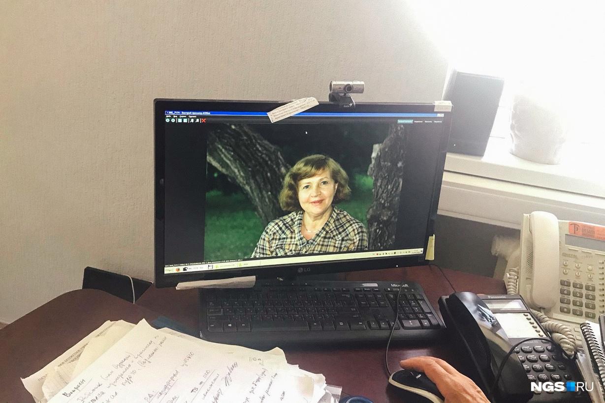 Фотографии жены сохранены у главврача на рабочем компьютере