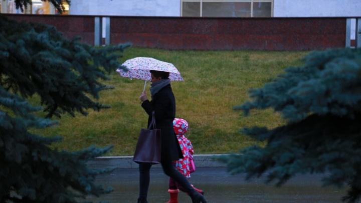 В Башкирию придут заморозки и похолодание