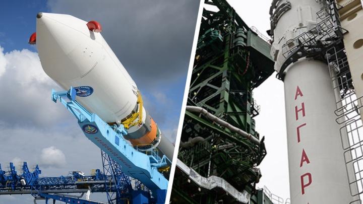 Министр обороны Сергей Шойгу проверил, как готовят к пуску ракеты-носители на космодроме Плесецк