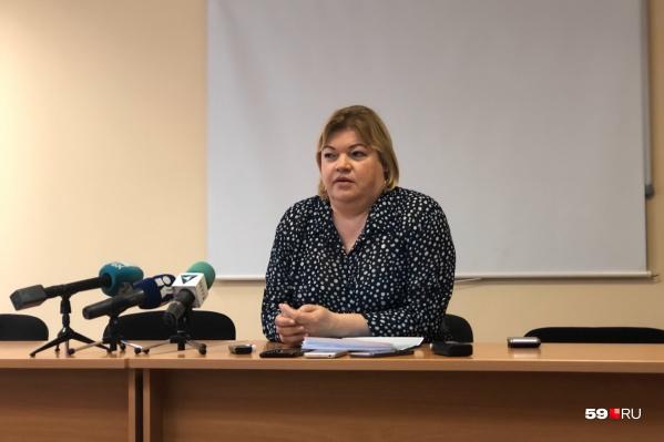 Оксана Мелехова не планирует отменять упразднение лабораторий