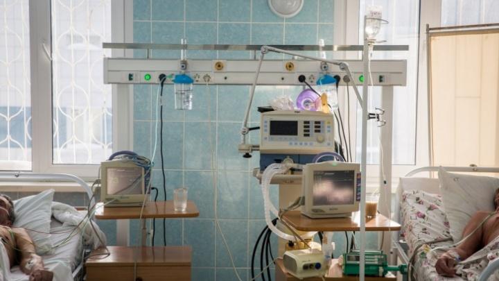 Печальный рекорд: от коронавируса скончались пять новосибирцев