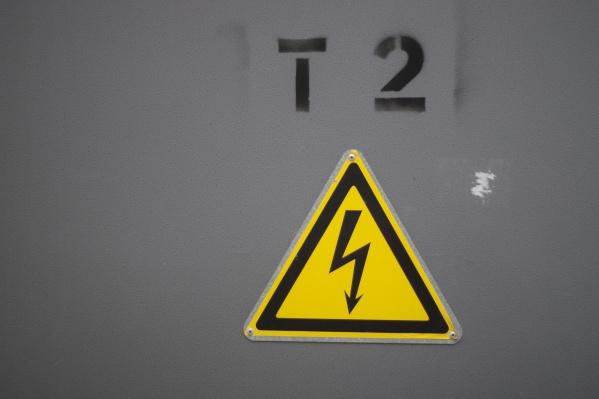 Работы энергетики закончат к 17:00