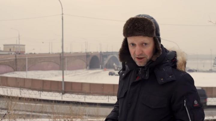 «Мой сын — бенефициар угольного разреза»: Усс признался журналисту Пивоварову в фильме про «черное небо»