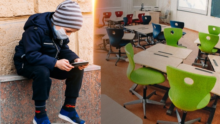 Обязательно или по желанию? Власти рассказали о ношении масок в тюменских школах