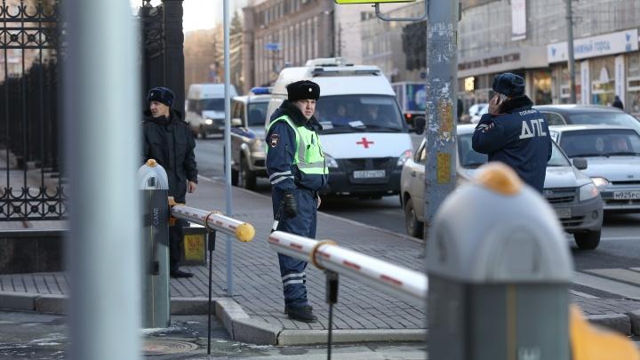 В Челябинске завыли сирены, сообщающие о чрезвычайных ситуациях