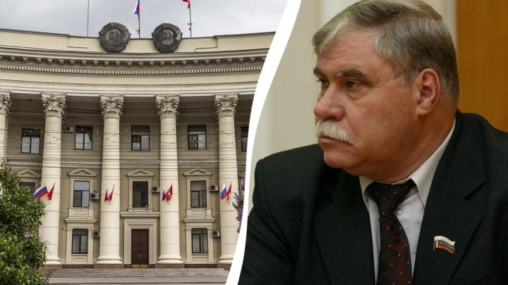В Волгограде скончался депутат областной думы Николай Курбатов