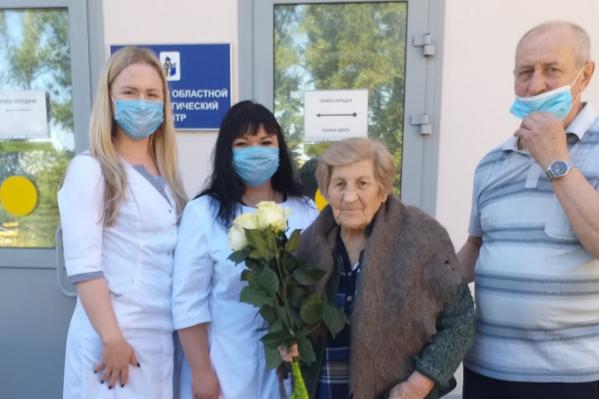 Клавдию Щербакову выписали, но оставили под наблюдением врачей