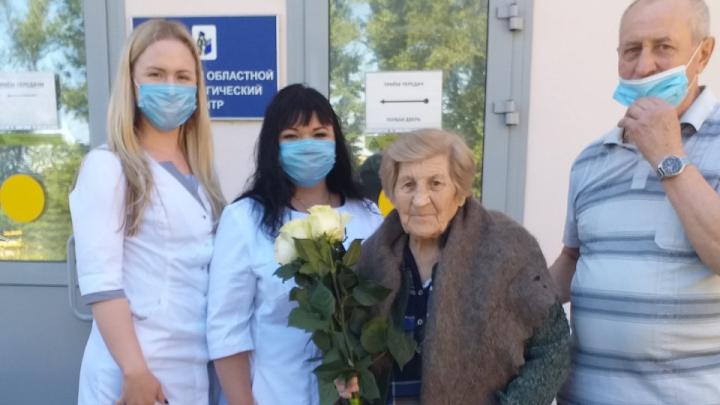 В Самарской области 95-летнюю ветерана ВОВ вылечили от COVID