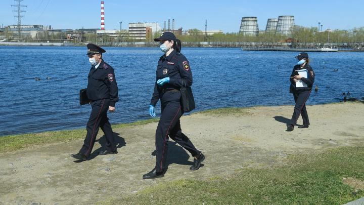 В Екатеринбурге на карантин закрылось пенсионное отделение при региональном полицейском главке