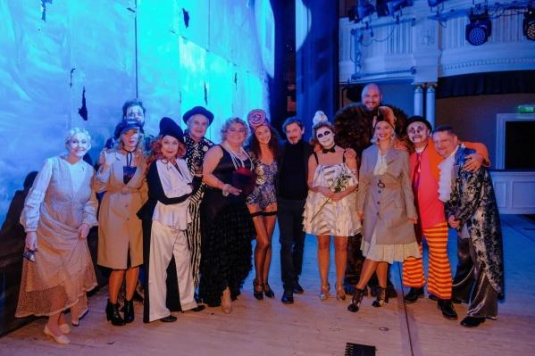В этом году красноярский драматический театр представит к обсуждению спектакль«Мы, герои»