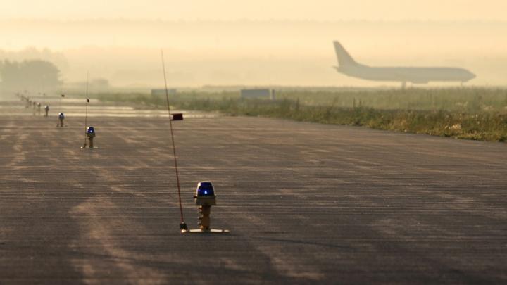 В Екатеринбург спустя почти целые сутки прилетели из Сочи два самолета со свердловчанами