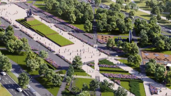 В Перми выбрали подрядчика реконструкции центрального квартала эспланады