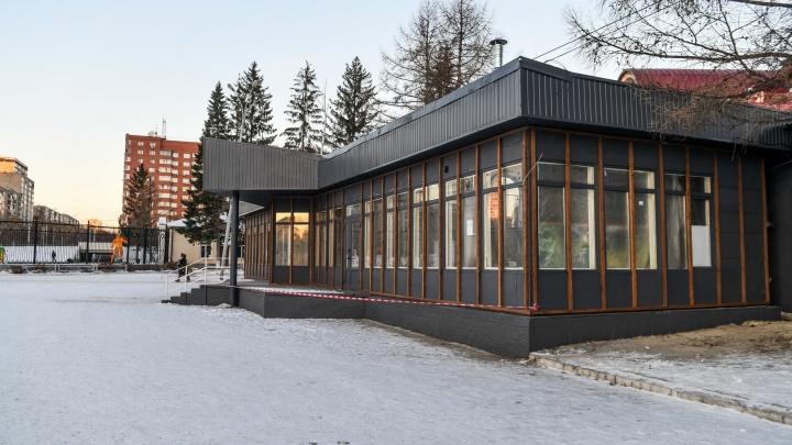 Ресторатор Кирилл Шлаен открывает в ЦПКиО грузинское кафе, где будут продавать хинкали с креветками