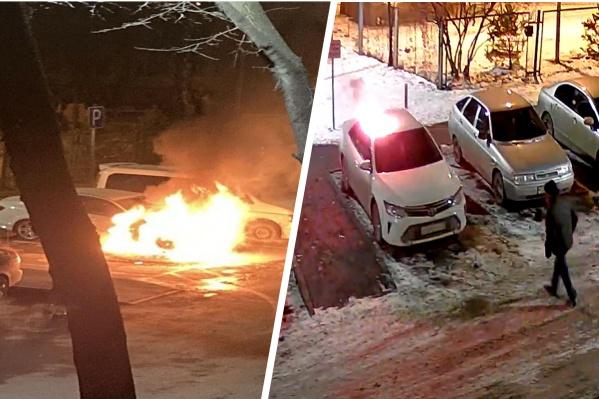 Первый поджог произошел 5 ноября, второй— спустя две недели, 21 ноября