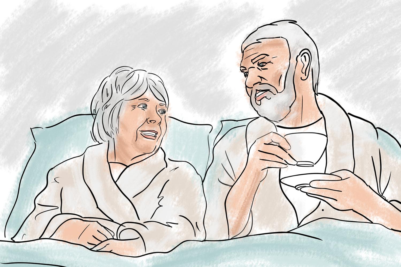 Ограничениями для сексуальной жизни в возрасте могут быть хронические заболевания: опорно-двигательного аппарата, эндокринные нарушения, дыхательная и сердечная недостаточность