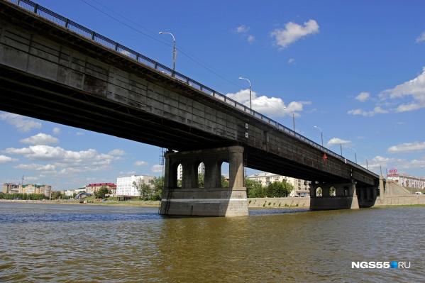 Ленинградский мост за 60 лет ни разу капитально не ремонтировали