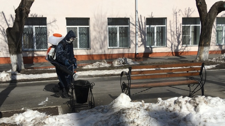 Роспотребнадзор Курганской области: «Пик заболевания в регионе еще не прошел»