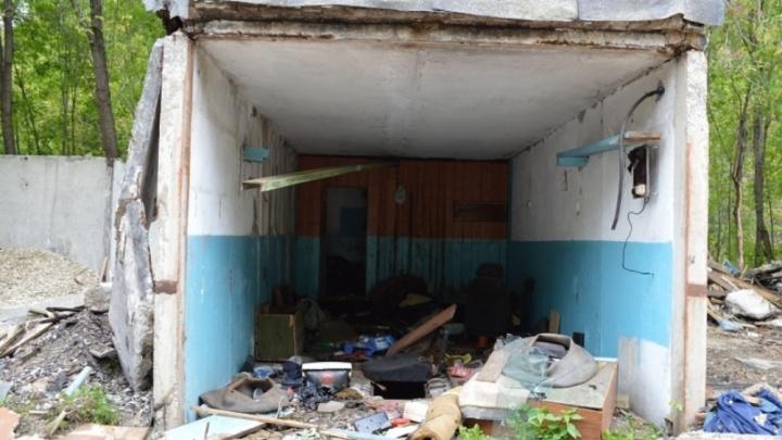 Власти ищут владельцев гаражей в пермском микрорайоне Разгуляй для выплаты компенсаций
