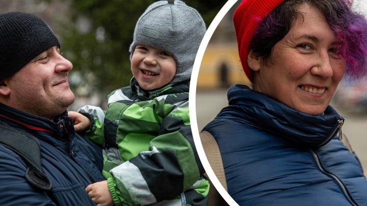 Уличный опрос. 10 новосибирцев рассказали, что хорошего случилось у них в жизни за последнее время