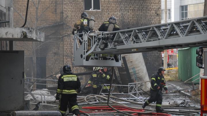 Челябинцев, чьи родственники умерли при взрыве в ковидной больнице, пригласят в Минздрав