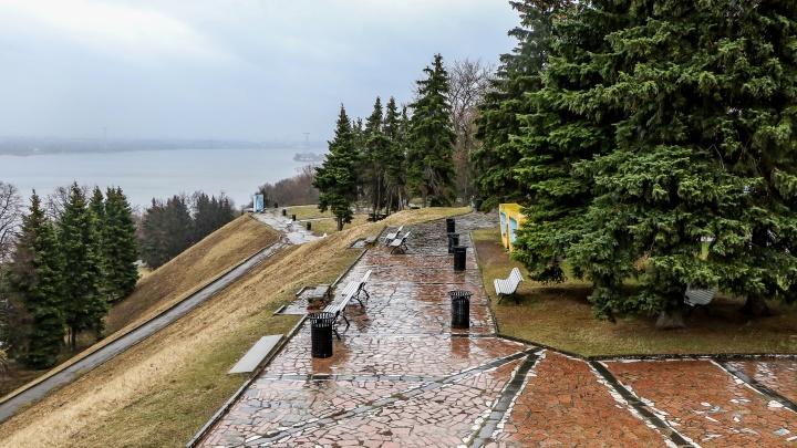 Прогноз погоды: в Нижнем Новгороде завершается период аномального тепла