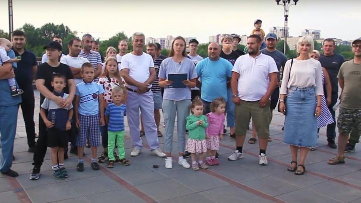Тюменцы записали видеообращение к Путину из-за требований растаможить машины с армянскими номерами