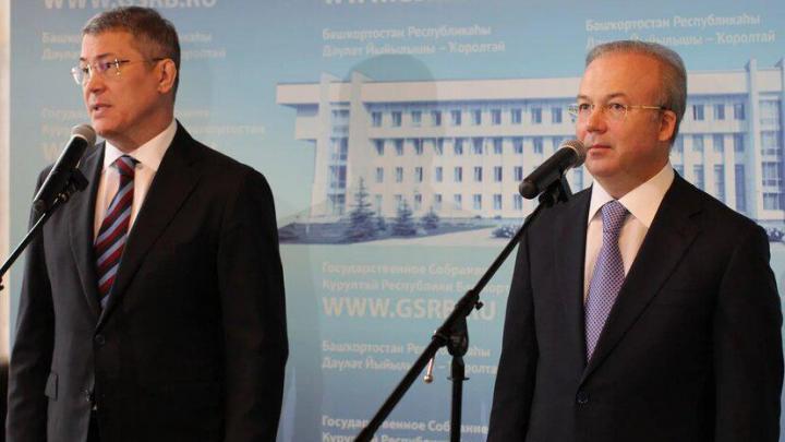 Радий Хабиров подписал указ о назначении нового премьер-министра Башкирии
