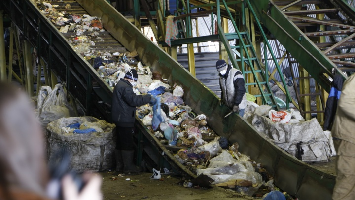В Сосновском районе хотят построить полигон для челябинского мусора и завод по переработке