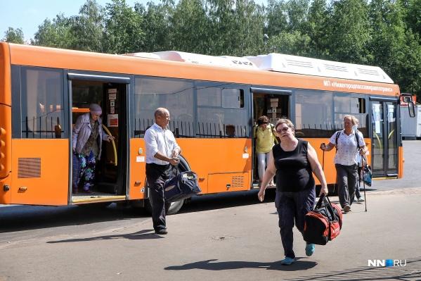 Автобусы пустят в объезд