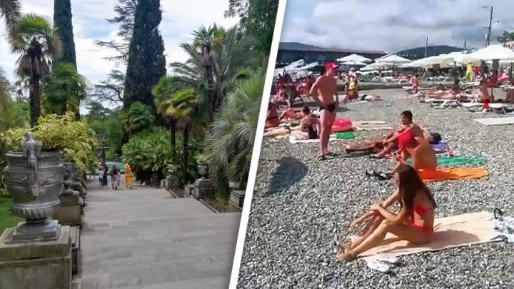Проверено на себе: 5 самых популярных страшилок об отдыхе в Сочи — журналист НГС выяснила, правда это или миф