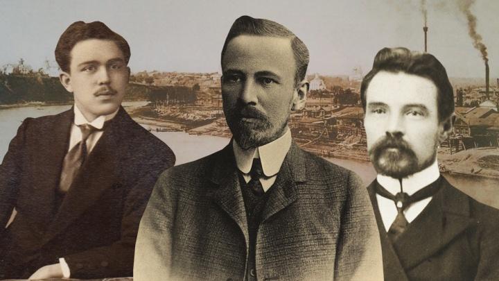 Богачи и обувщики: показываем, как выглядели тюменские мужчины в XIX веке