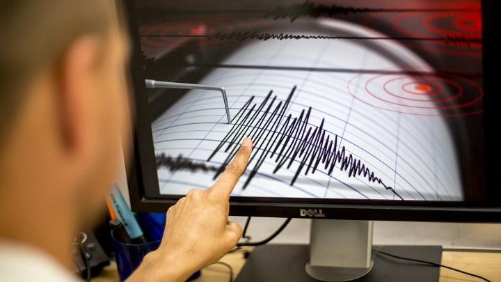 В Кузбассе произошло сильное землетрясение. Пострадали два человека