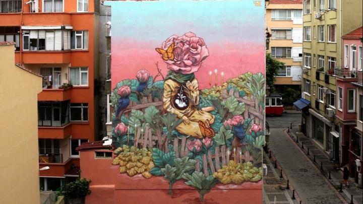 В Самаре именитые художники разрисуют здания