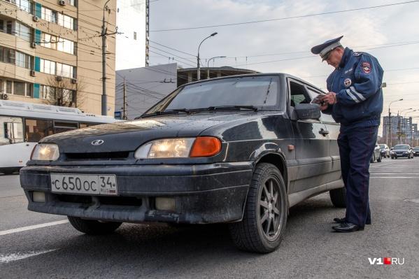 По словам полицейских, рейдами они планируют предотвратить череду аварий в регионе