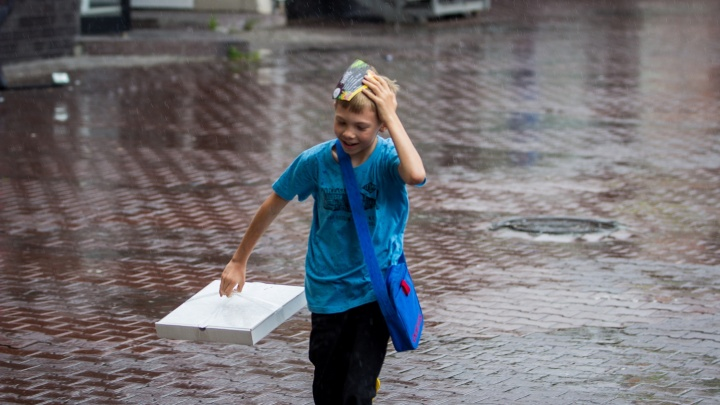 Синоптики рассказали, когда аномальную жару в Новосибирске сменят дожди