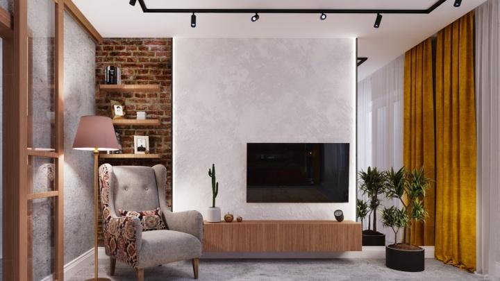 «Отремонтируйте это немедленно»: челябинский дизайнер покажет, как могут выглядеть типовые квартиры в городе