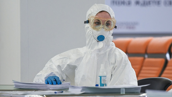В Тюменской области — новый заболевший коронавирусом